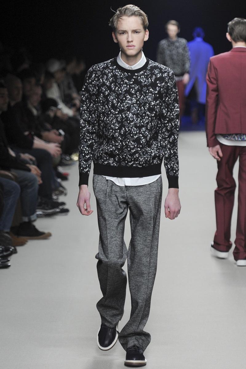 KRISVANASSCHE Fall/Winter 2014 | Paris Fashion Week image