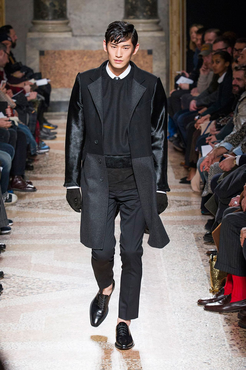 Les Hommes Fall/Winter 2014 | Milan Fashion Week