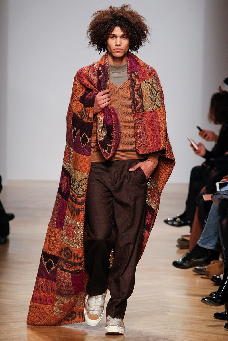 Missoni Men Fall/Winter 2014 | Milan Fashion Week