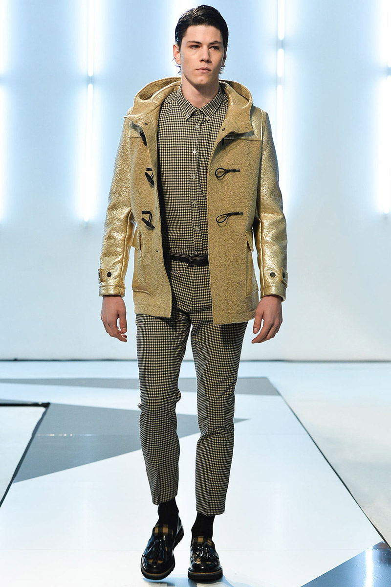 MSGM Men Fall/Winter 2014 | Milan Fashion Week
