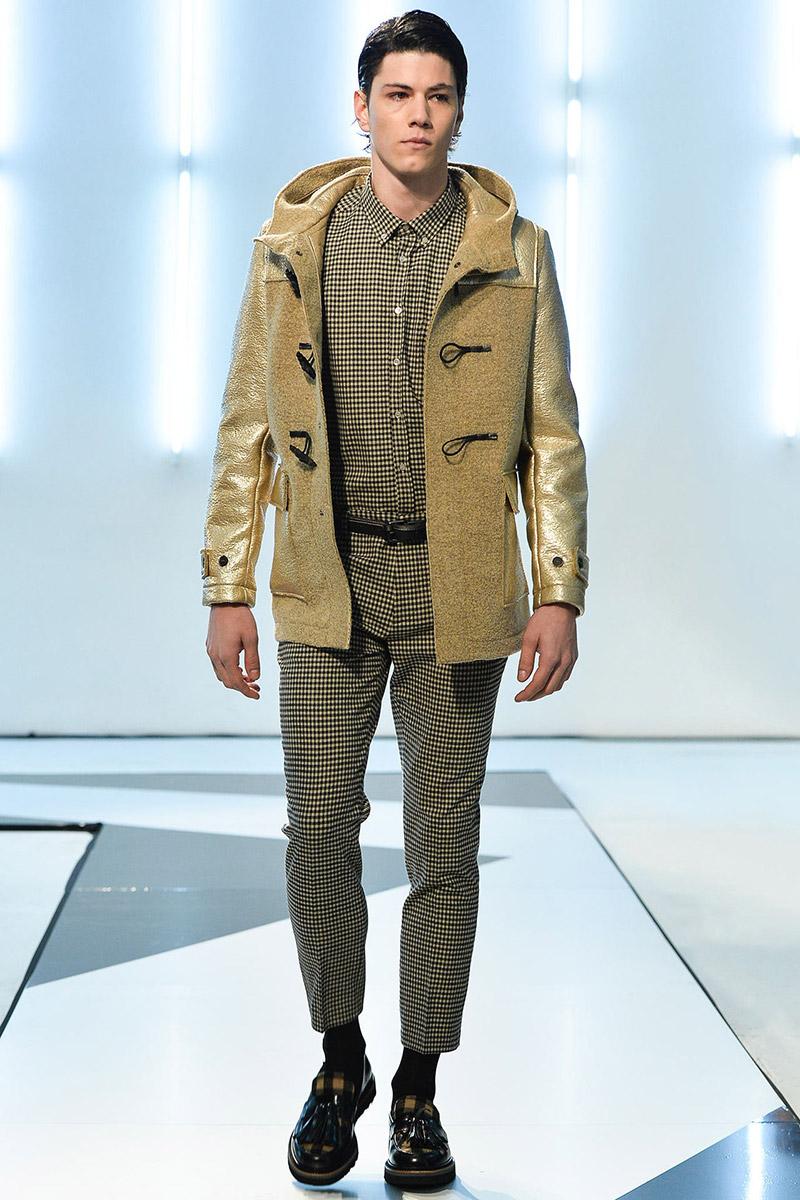 MSGM Men Fall/Winter 2014 | Milan Fashion Week image