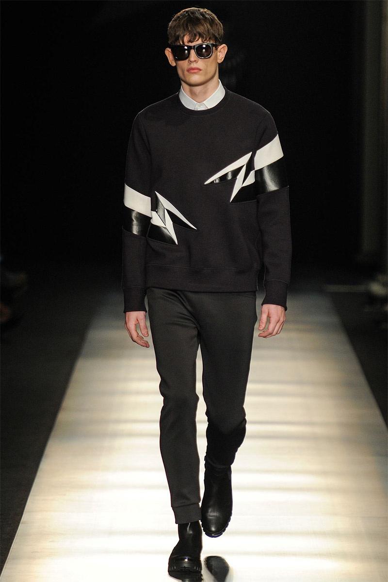 Neil Barrett Fall/Winter 2014 | Milan Fashion Week