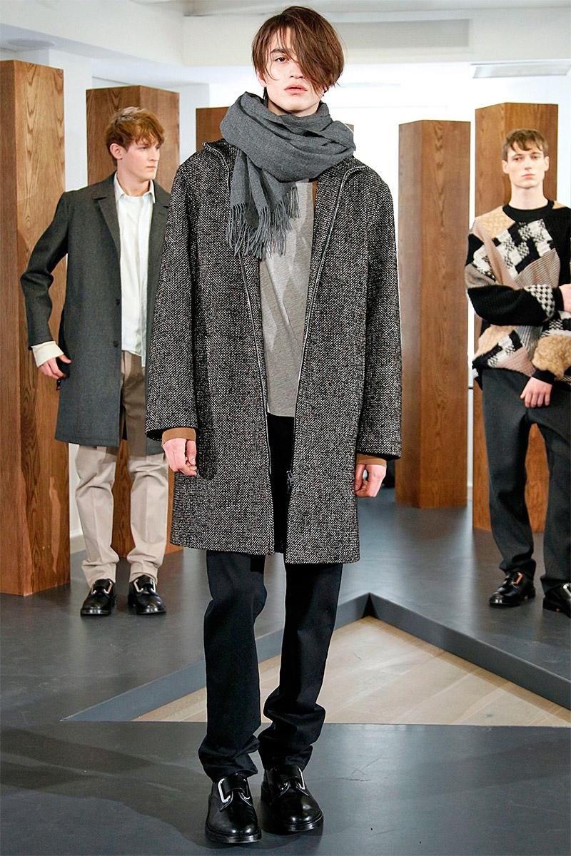 Nicole Farhi Fall/Winter 2014 | London Collections: Men