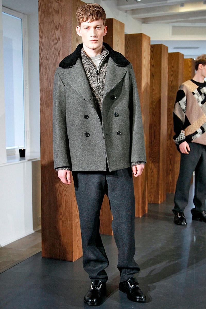 Nicole Farhi Fall/Winter 2014 | London Collections: Men image