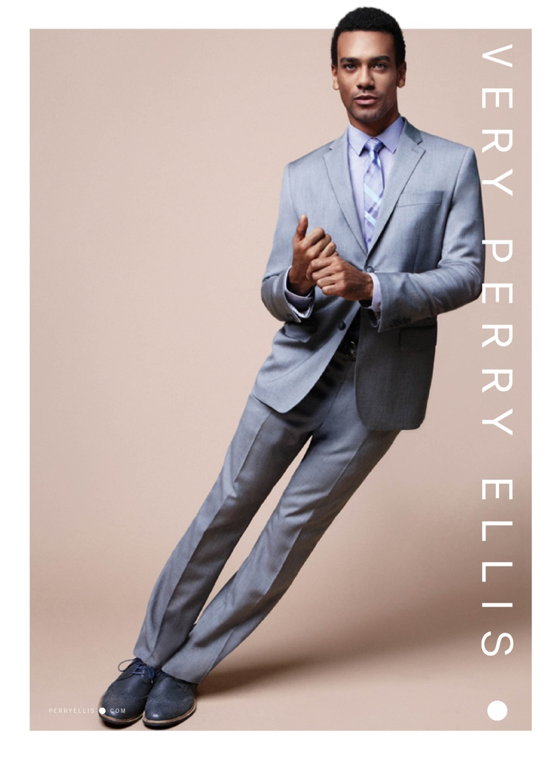 Perry Ellis Spring/Summer 2014 Campaign