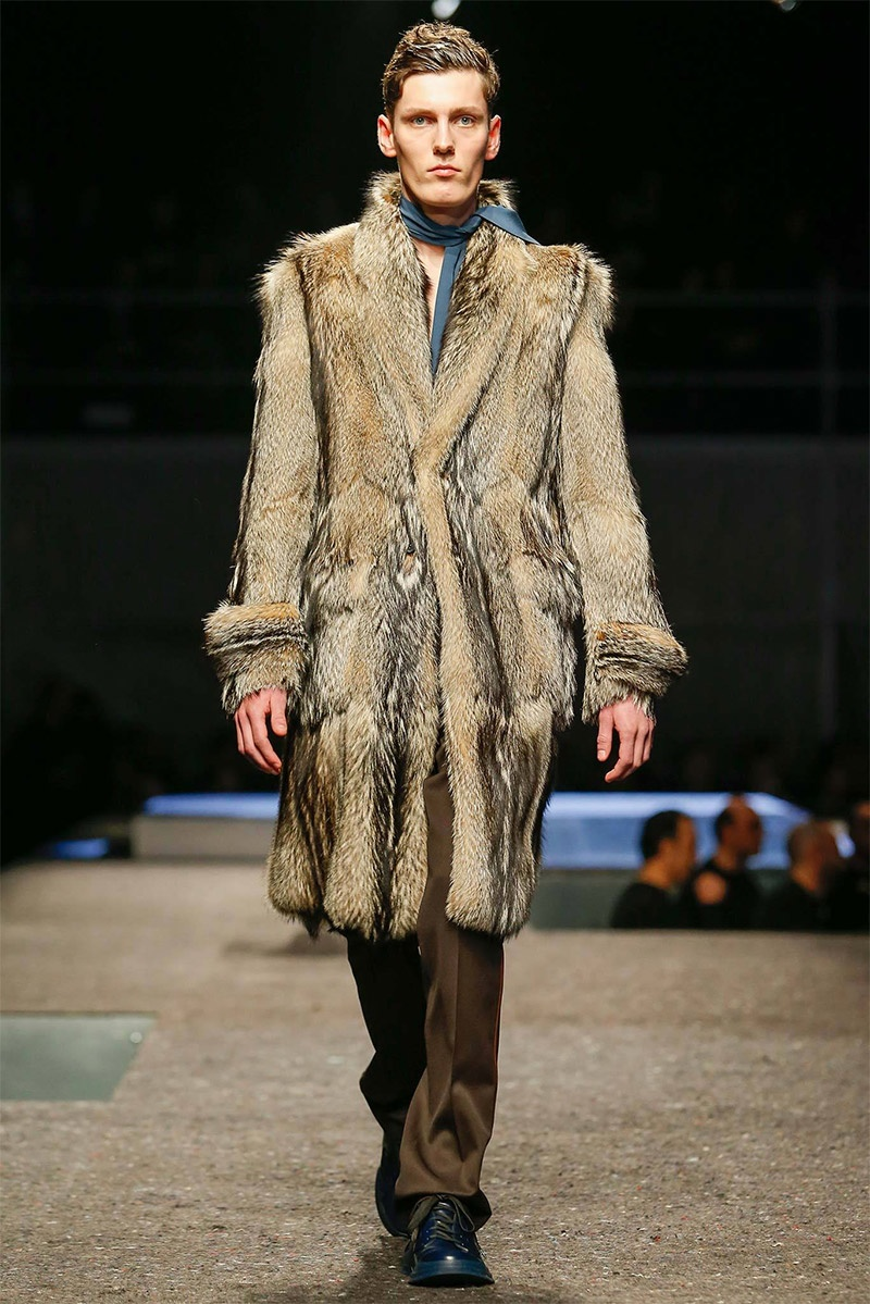 Prada Men Fall/Winter 2014 | Milan Fashion Week image