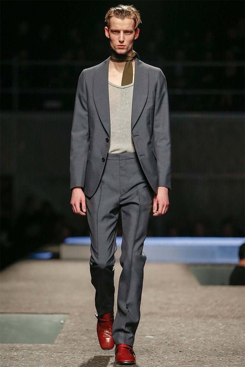 Prada Men Fall/Winter 2014 | Milan Fashion Week