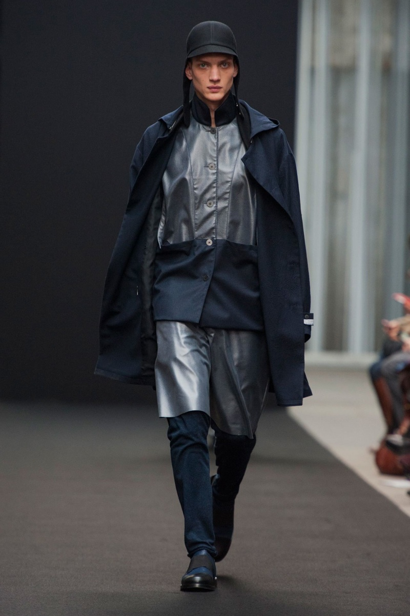 Tillmann Lauterbach Fall/Winter 2014 | Paris Fashion Week
