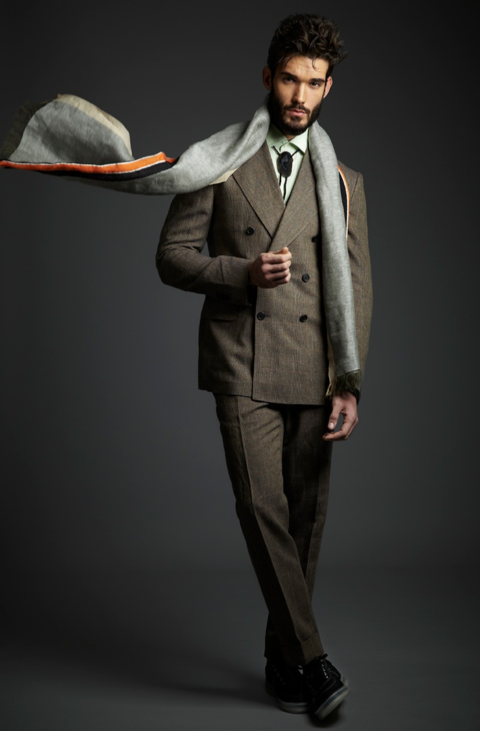 Oliver Ruano & Matt by Ivan Genasi for Fashionisto Exclusive