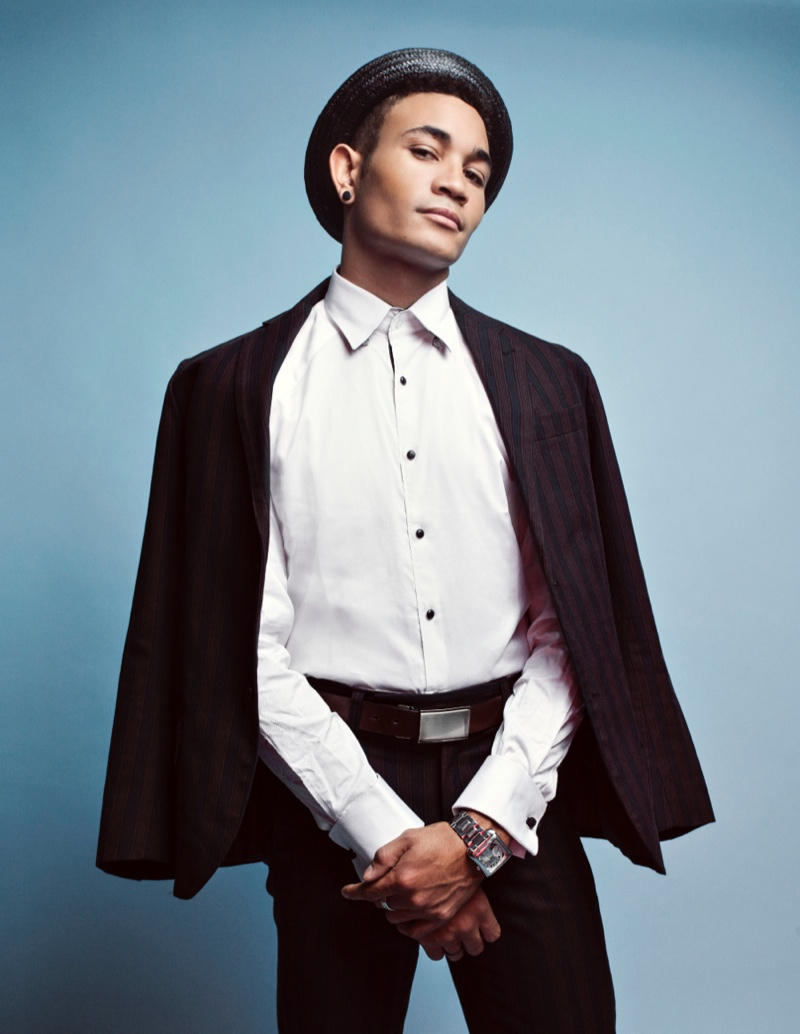 Bryce Vine by Benjo Arwas for Fashionisto Exclusive