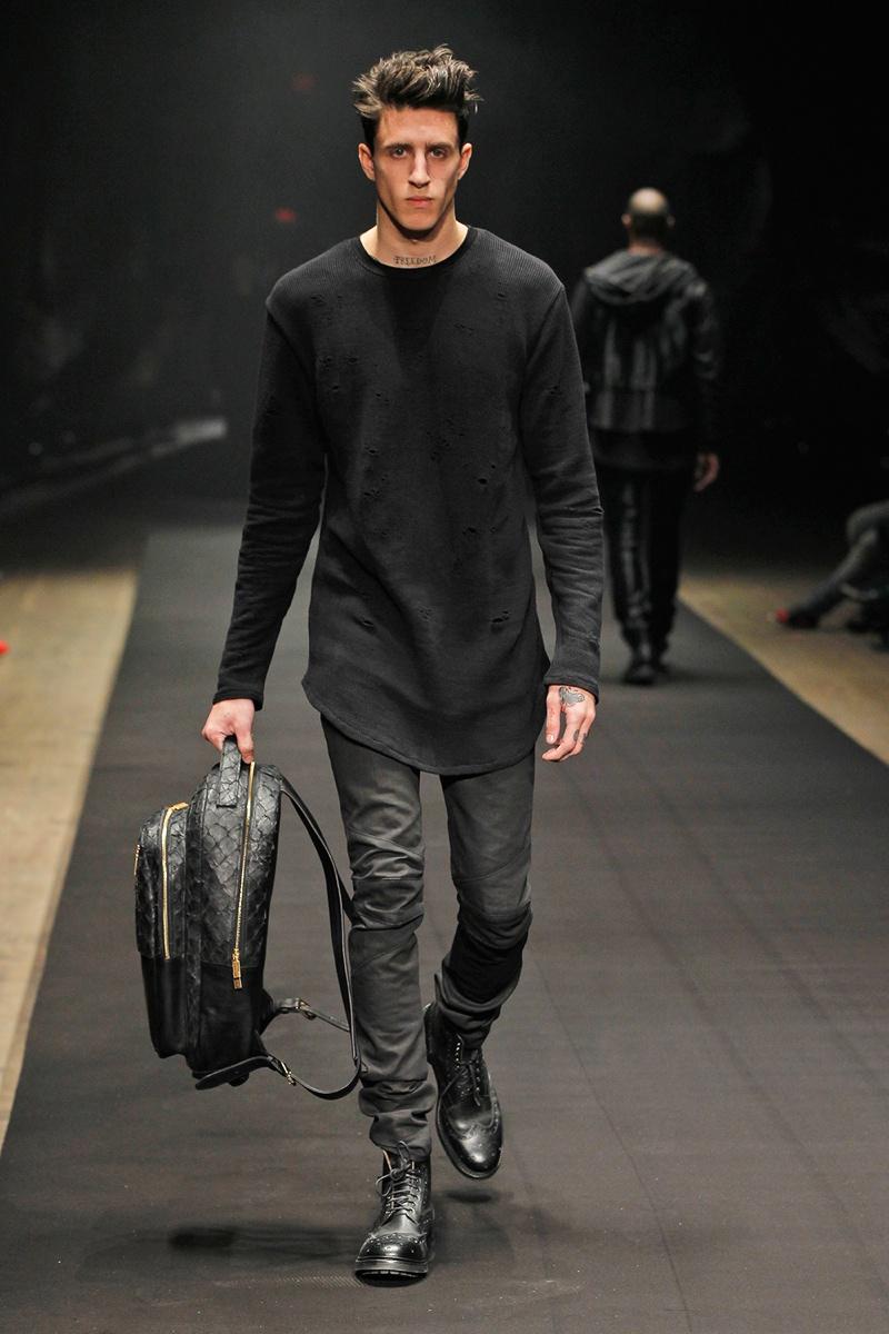 En Noir Fall/Winter 2014 | New York Fashion Week image