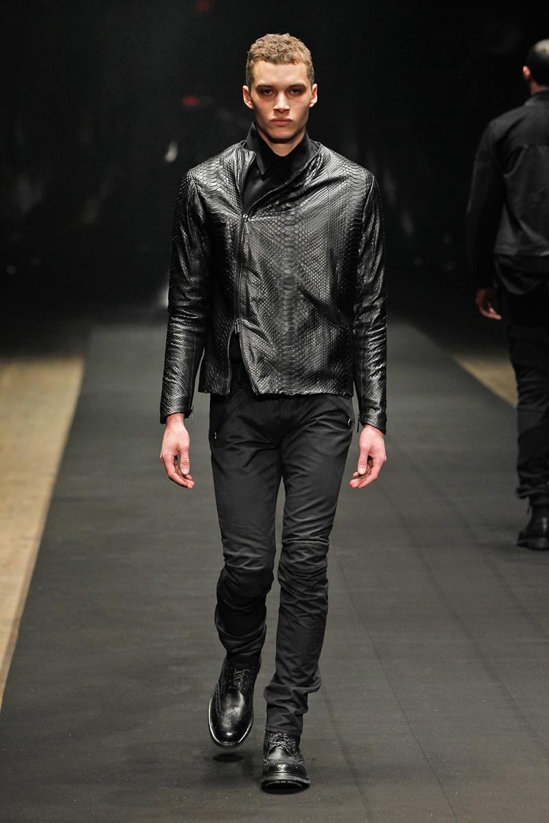En Noir Fall Winter 2014 New York Fashion Week The
