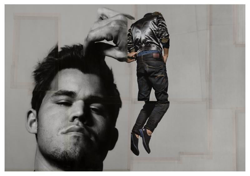 G-Star Raw Spring/Summer 2014 Campaign Featuring Magnus Carlsen