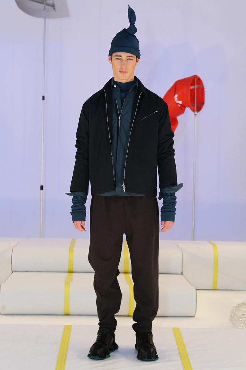 Highland Fall/Winter 2014   New York Fashion Week image