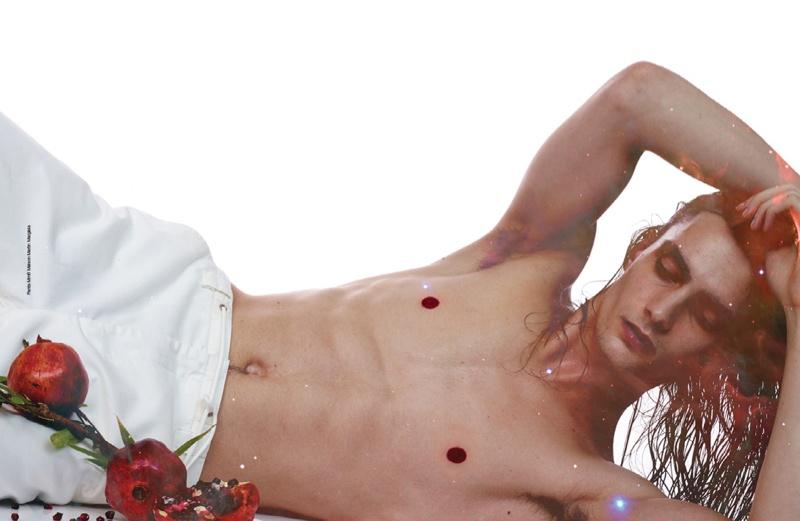 Jackson Rado Has a Wild Picnic for NakedButSafe