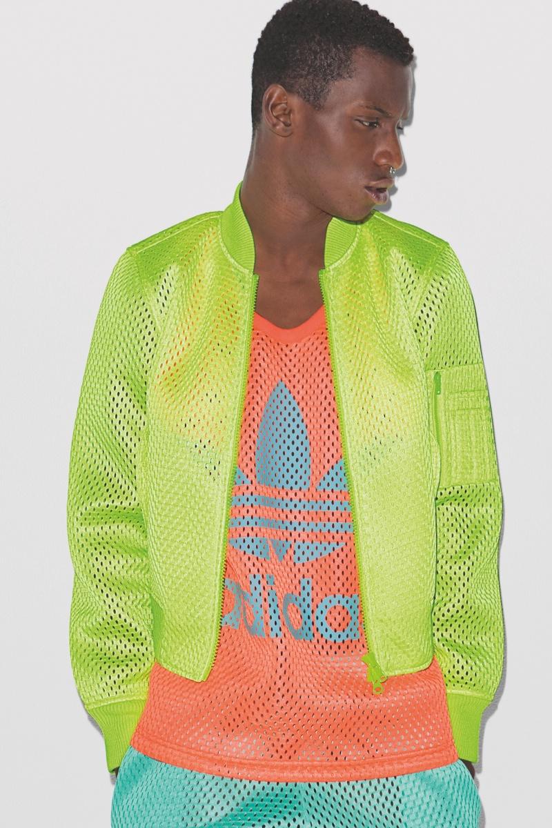 e602486a8e6 Adidas Originals by Jeremy Scott Spring Summer 2014