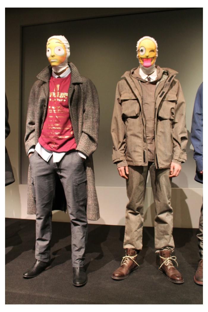 Marc Ecko Cut & Sew Fall/Winter 2014 | New York Fashion Week image