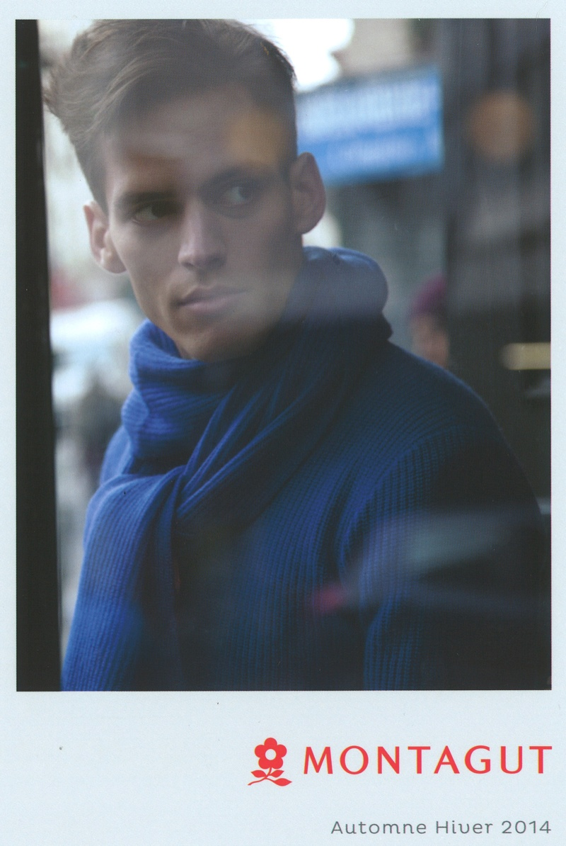 Christopher Michaut Reunites with Montagut for Fall/Winter 2014