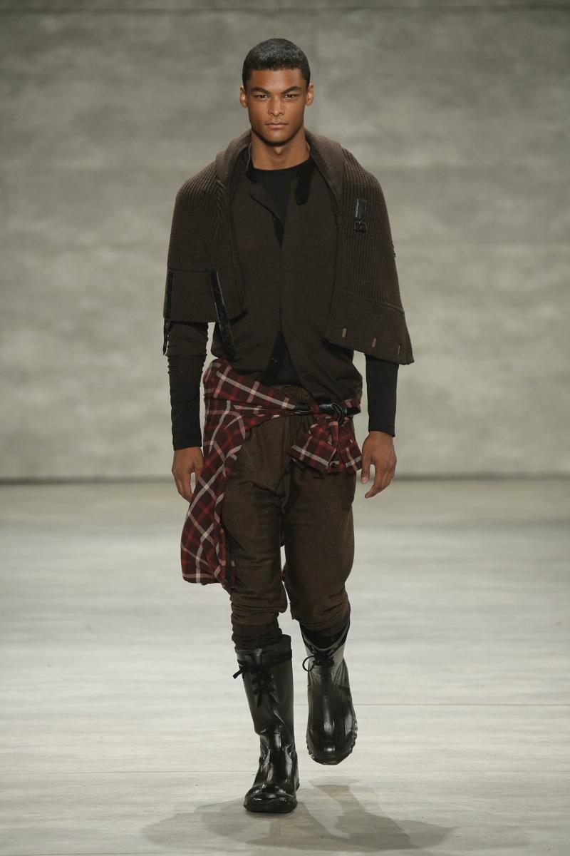 Nicholas K Fall/Winter 2014 | New York Fashion Week