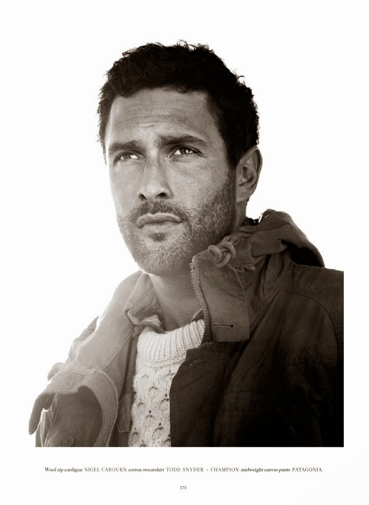 Noah Mills is in a Solitary Mood for Man of the World