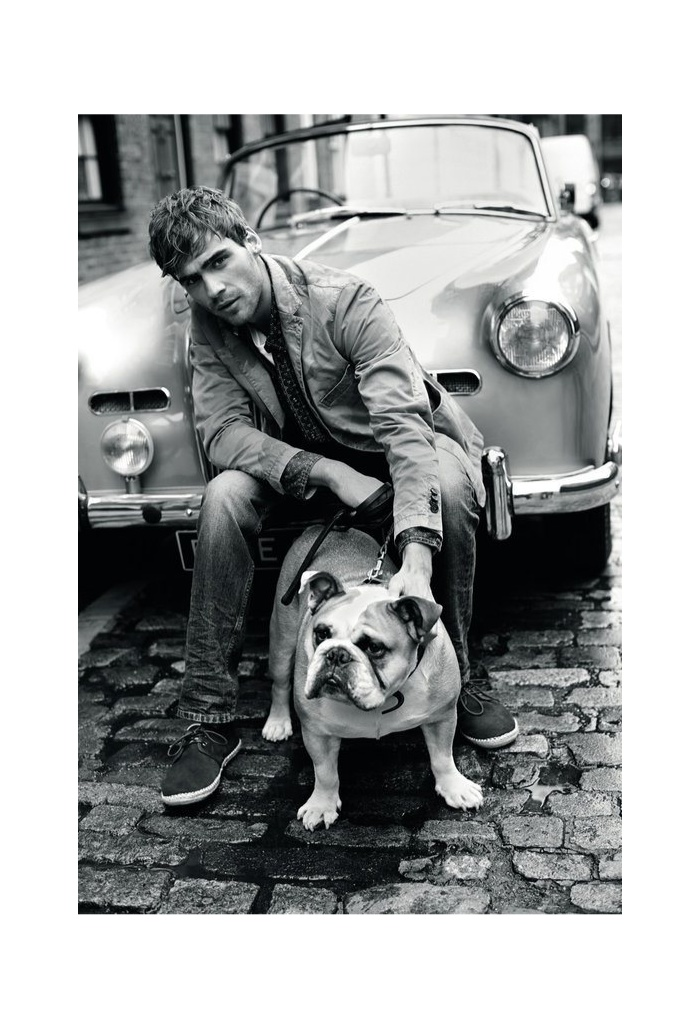 Pepe Jeans Spring/Summer 2014 Campaign Starring George Alsford