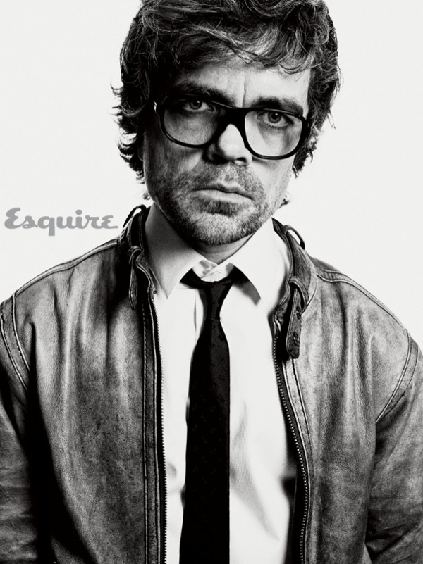 'Game of Thrones' Actor Peter Dinklage Covers the Style Issue of Esquire