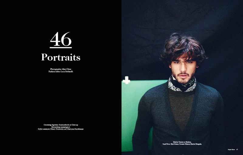 Marlon Teixeira, Reece Sanders, Greg Nawrat + More for Forget Them Magazine