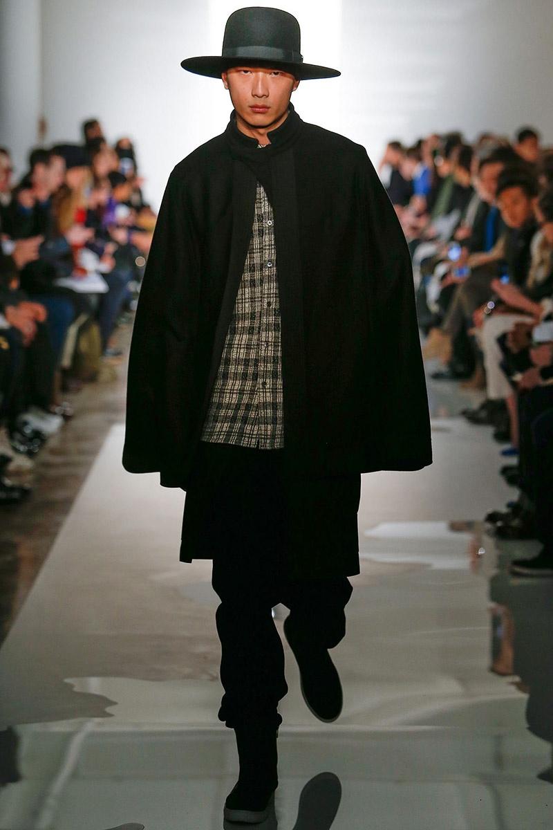 Public School Fall/Winter 2014 | New York Fashion Week image