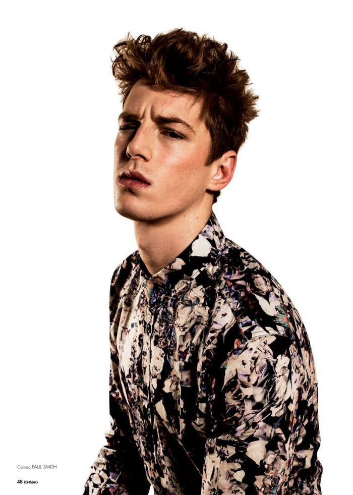 Race Imboden Covers Tenmag The Fashionisto