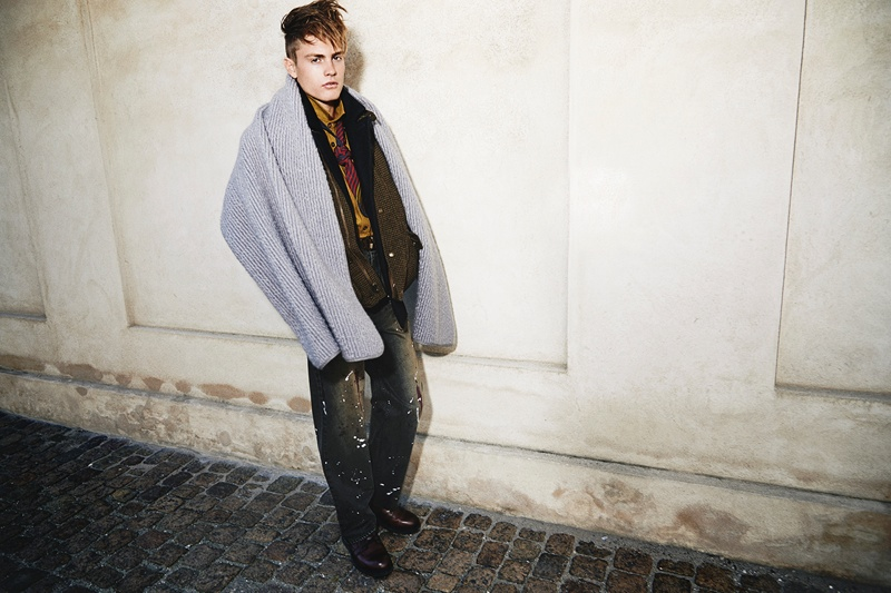 Sophus Ritto Sports Eclectic Winter Layers for Nordic Man