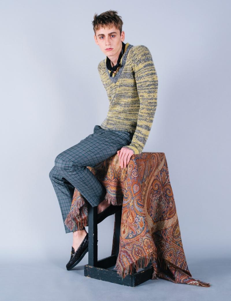 Tom Webb by Ellis Scott for Fashionisto Exclusive