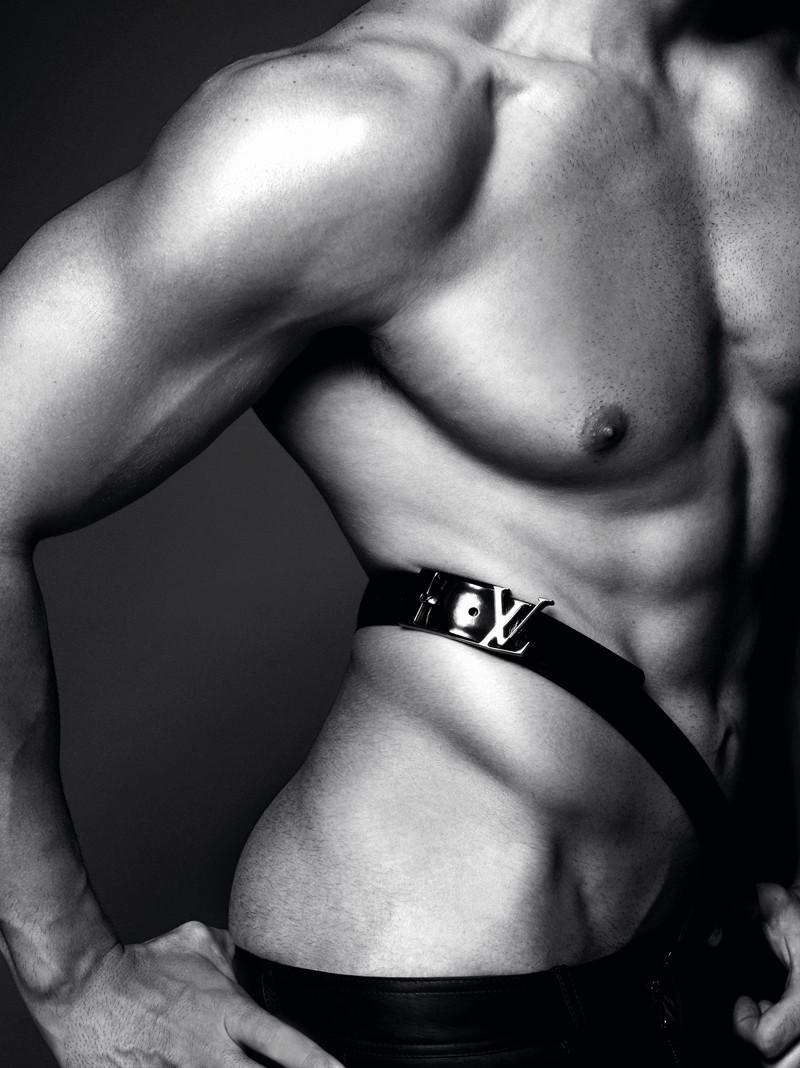 Belt-Louis Vuitton