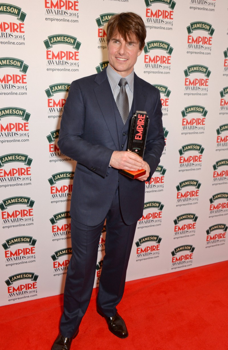 Jameson Empire Awards 2014 - Press Room