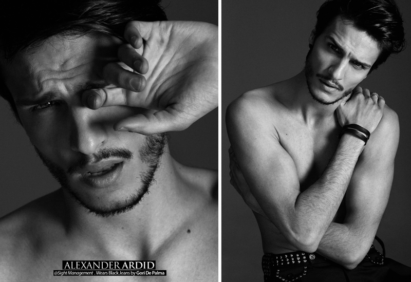 Fashionisto Exclusive   Andreas Brunnhage, Joan Pedrola, Alejandro Rodriguez + More in 'Y' by Edwin S Freyer
