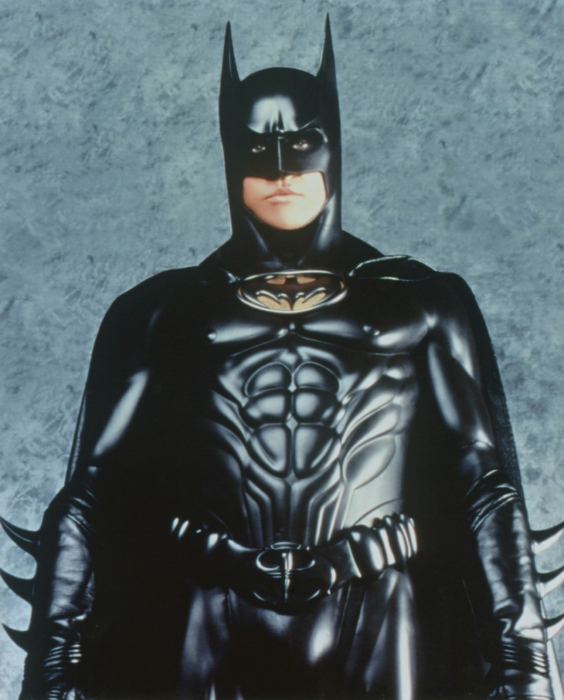 Val Kilmer as Batman in Batman Forever (1995)