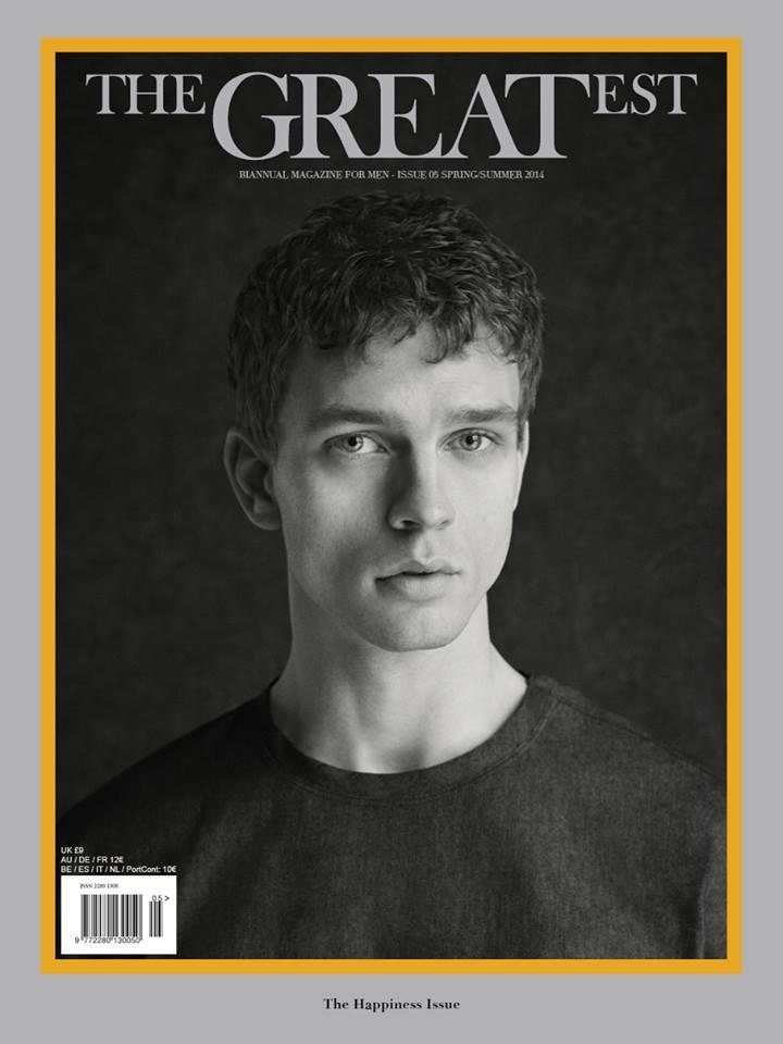 Benjamin Eidem Covers The Greatest