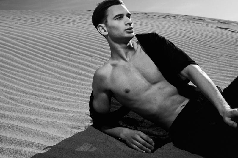 Fashionisto Exclusive   Dominik Dawid Rafa in 'Seclusion' by Paul Peter