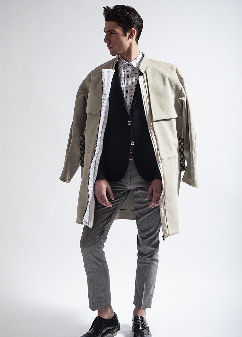 Fashionisto Exclusive | Chris Petersen, Guntars Asmanis + Kadeem Fisher by Shawn Reinoehl