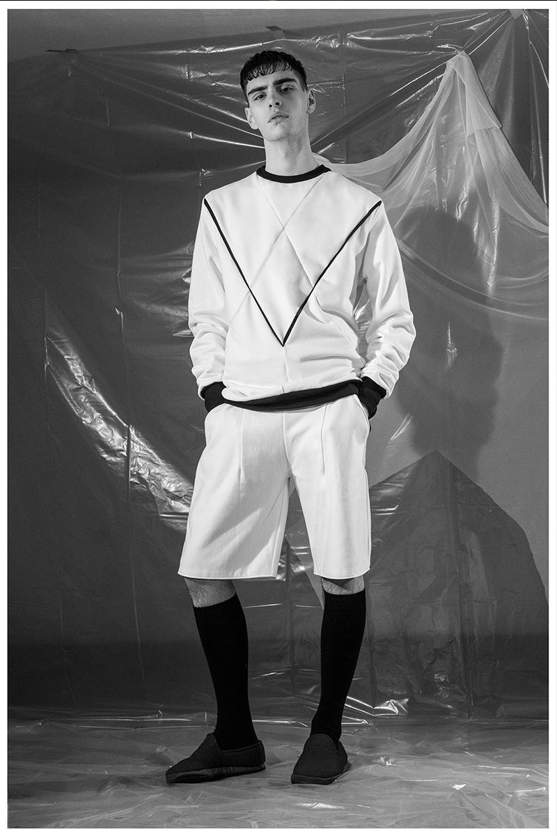 Jonathan Bauer Hayden Models ICOSAE Fall/Winter 2014 image