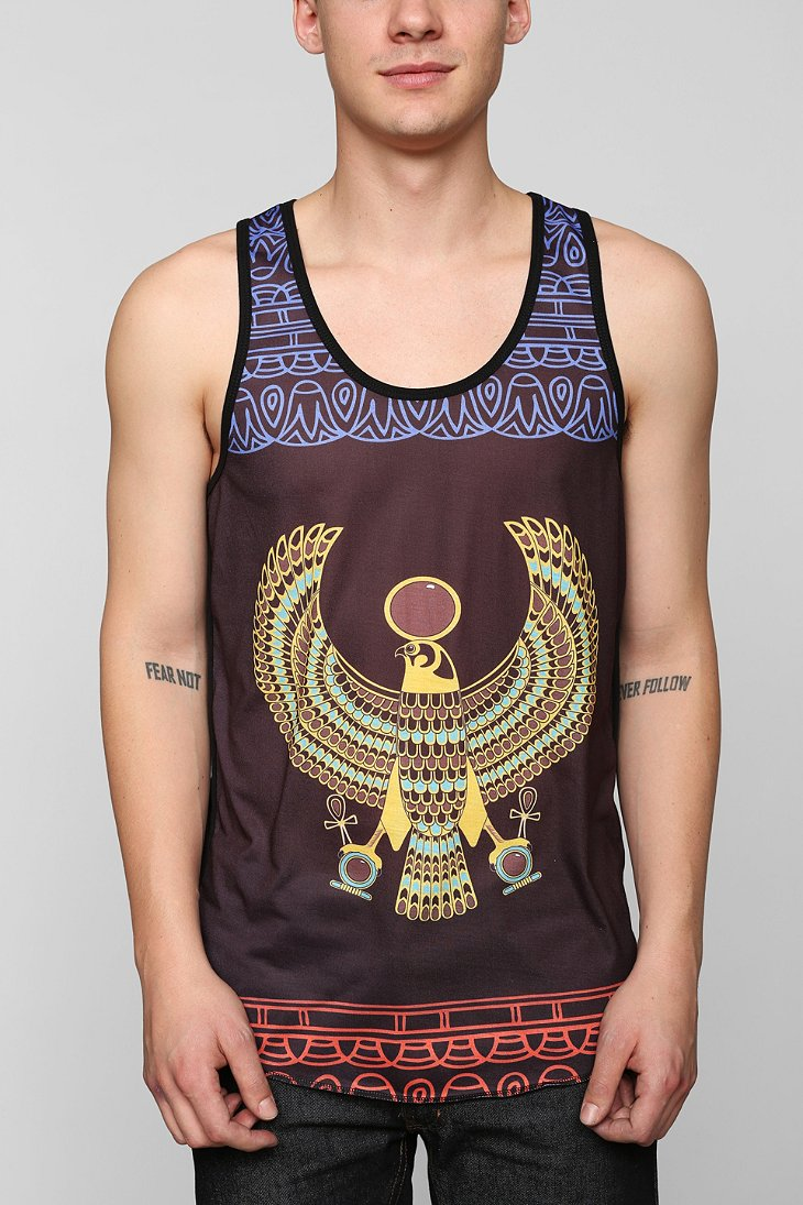 Golden Flight Tank from Urban Outfitters