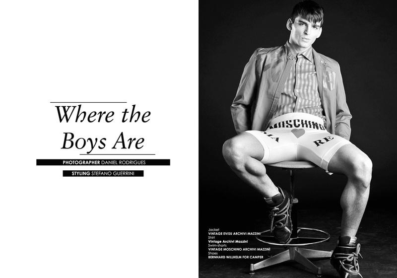 Alfred Kovac, Nikolai Danielsen, Tomek Szczukiecki + More for JON Magazine