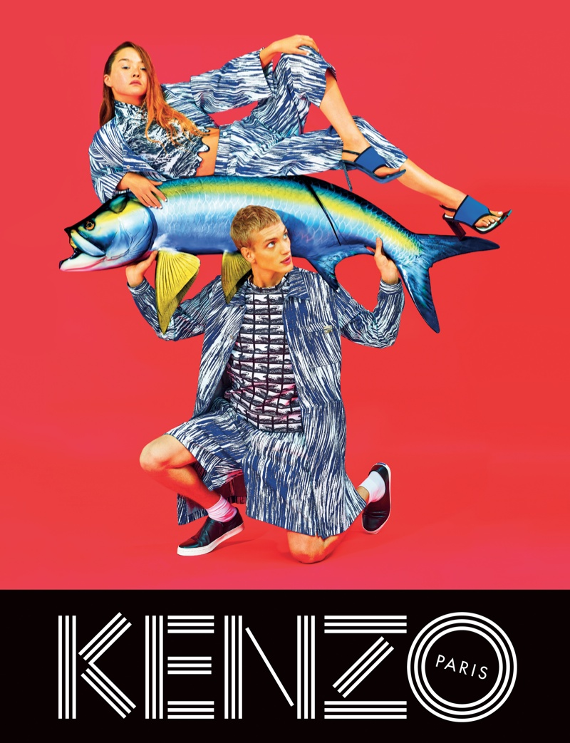 kenzo-spring-summer-2014-campaign-photos-002