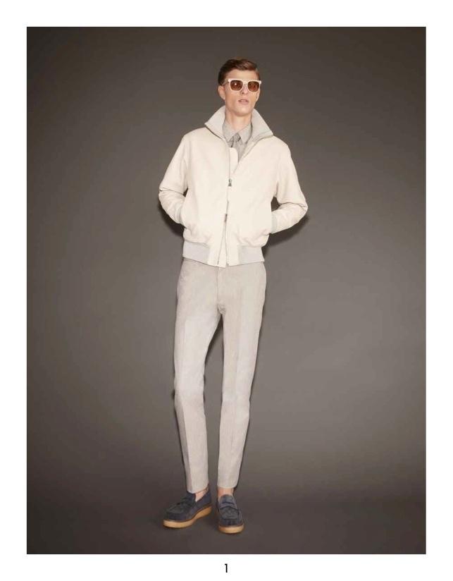 Louis Vuitton Men Pre-Fall 2014