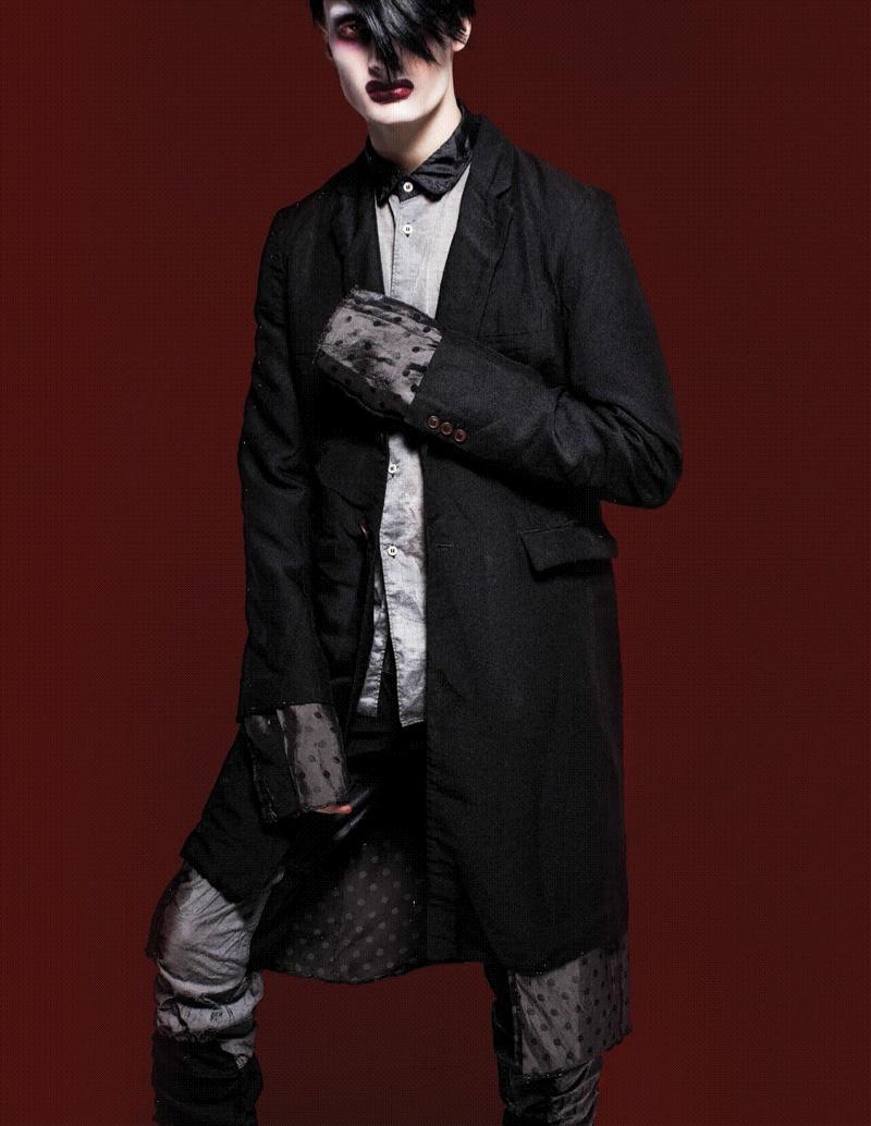 Jackson Rado as Marilyn Manson