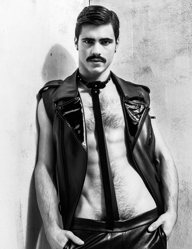 Matthieu Charneau as Freddie Mercury