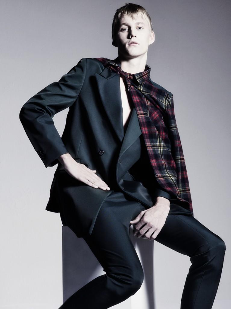 Pholoso Style Book: Frederik Meijnen + Lukas Poppe Model Spring Fashions