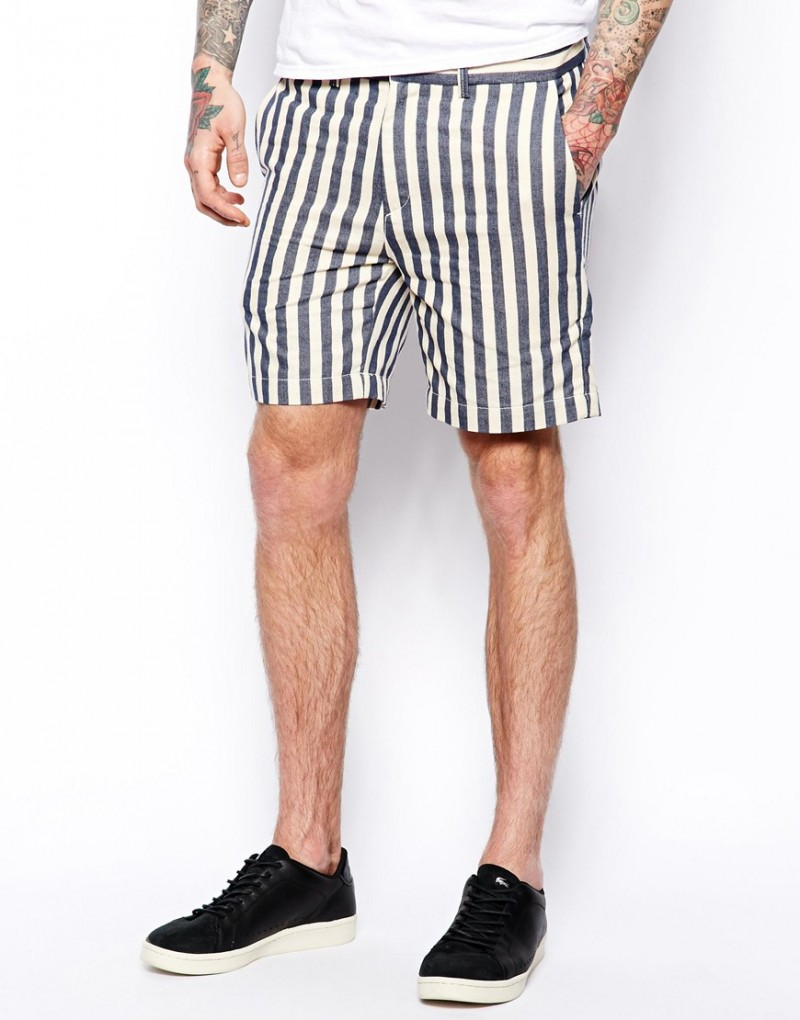 Soulland Berliner Chino Shorts from ASOS