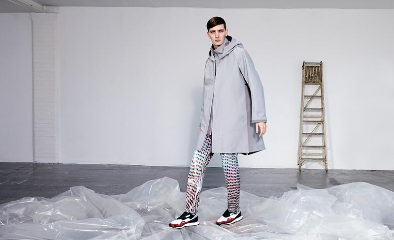 Yannick Abrath Sports Key Spring Menswear for Oki-ni