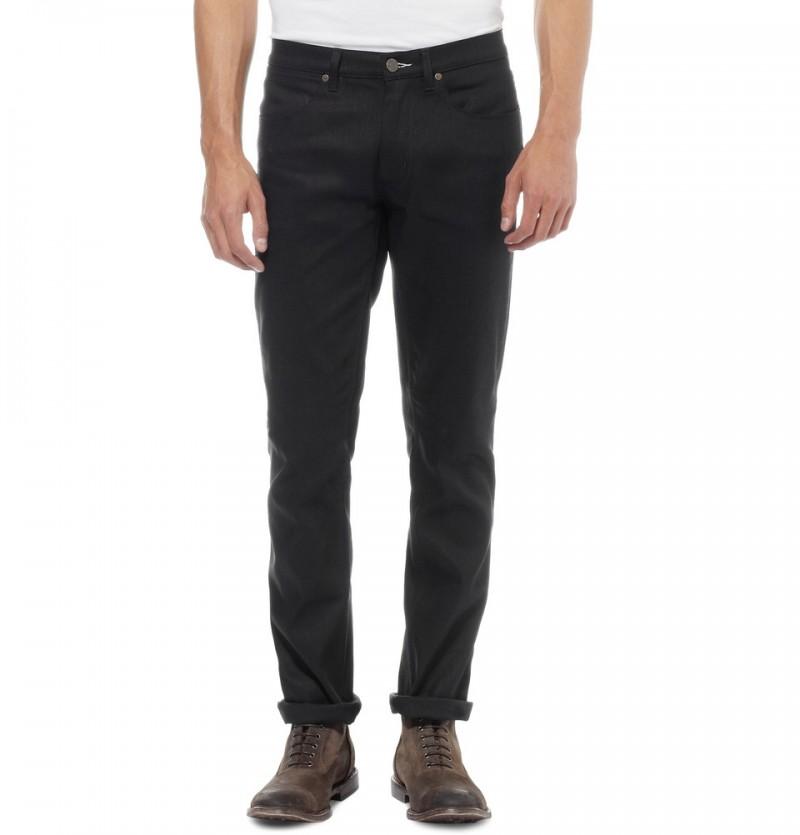 Acne Studios Max New Cash Slim-Cut Denim Jeans