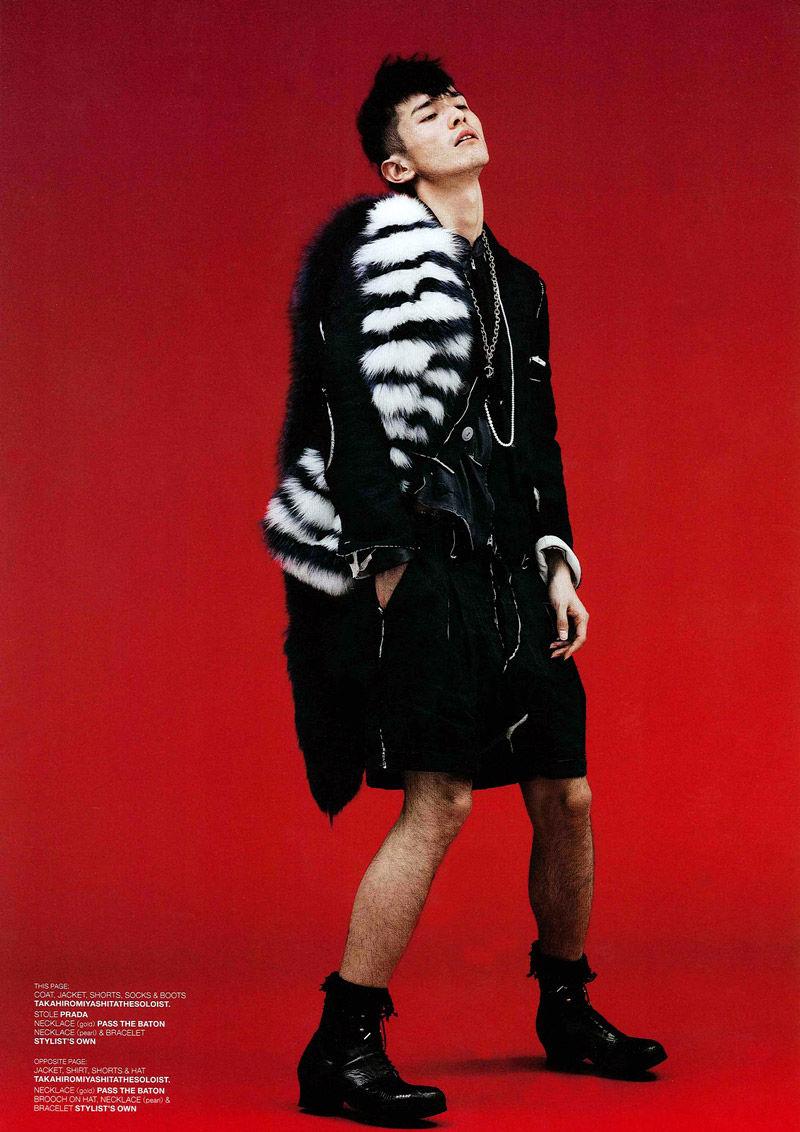 FF: Daisuke Ueda is Tokyo Cool